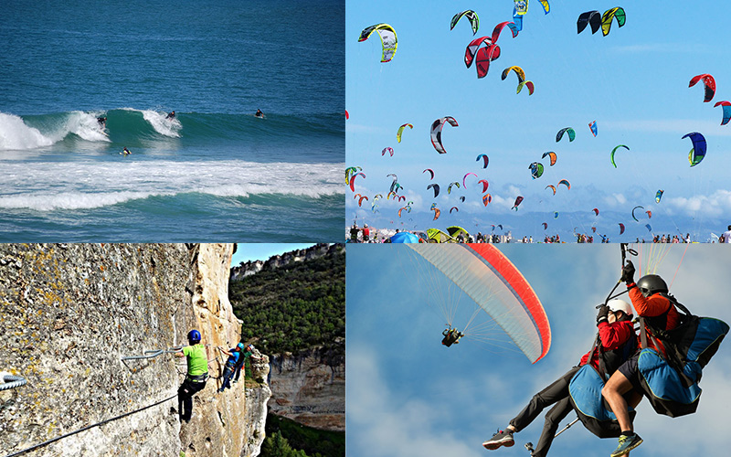 Paragliding-activities-in-spain