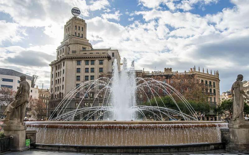 Plaça-de-Catalunya