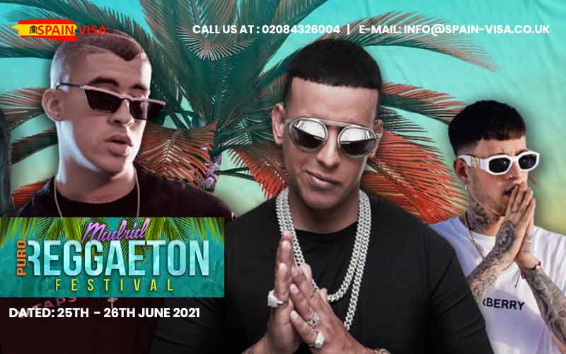 Madrid Puro Reggaeton Festival 2021